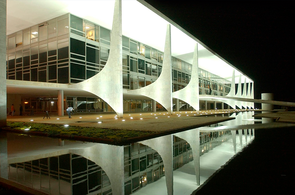 Palácio do Planalto, Brasília/DF.